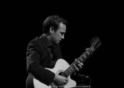 Gitarist Peter Pluer