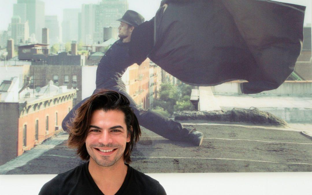 Noah Valentyn exposeert in Amsterdam