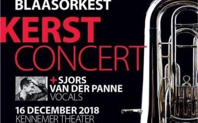 Kerstconcert Kennemer Theater Beverwijk