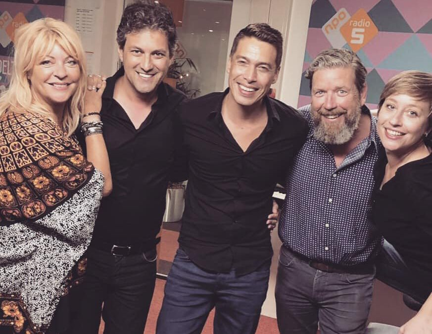 NPO Radio 5 | 27 juni 2019