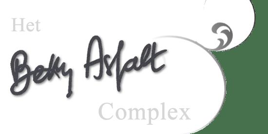Betty Asfalt Complex is verzet naar nader te bepalen datum